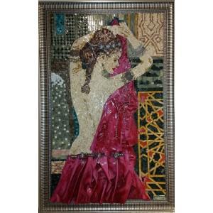 El Yapımı Mozaik Tablo