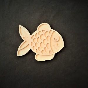 Puzzle Mozaik  Balık  Modeli -Mdf- ölçü (25x18cm)