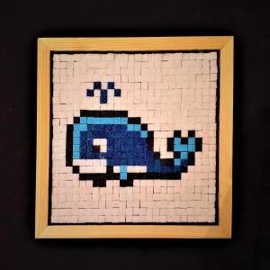 Puzzle Mozaik Hobi seti / Etkinlik Set 15 i-Ölçü (24x24cm)