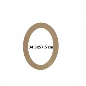 Oval Ayna 10