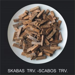 Skabas Traverten